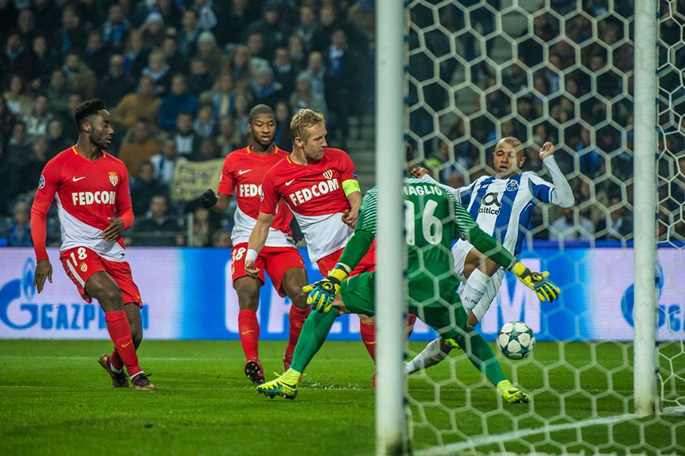 Diego Benaglio – Champions League gegen FC Porto