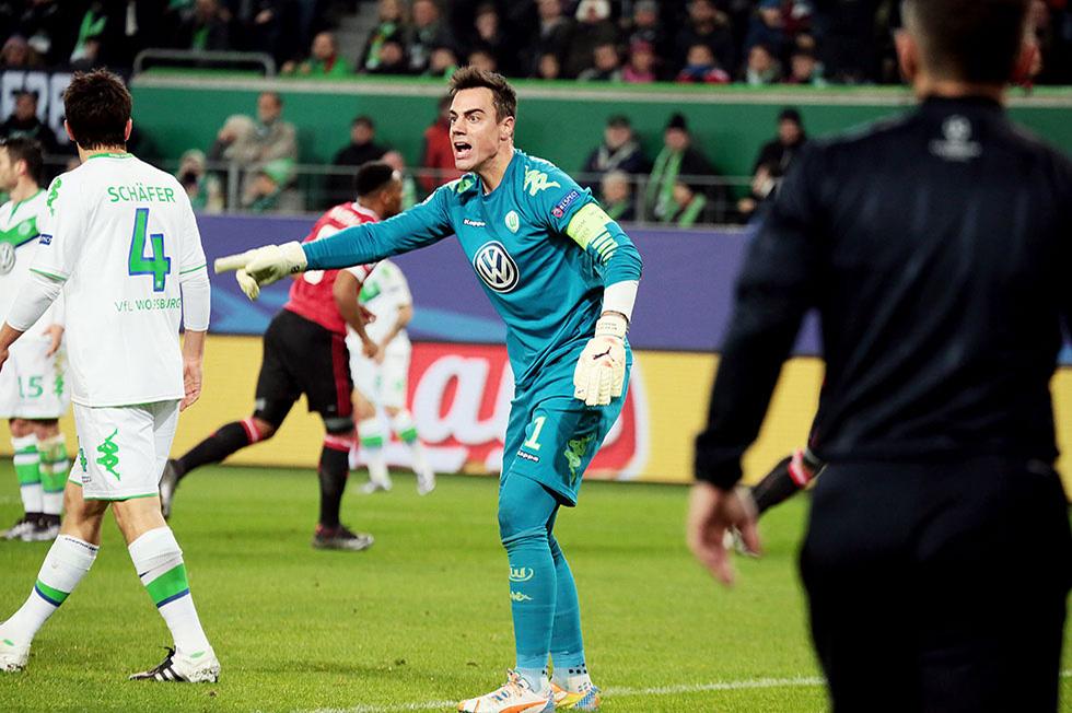 Diego Benaglio – Champions League gegen ManU