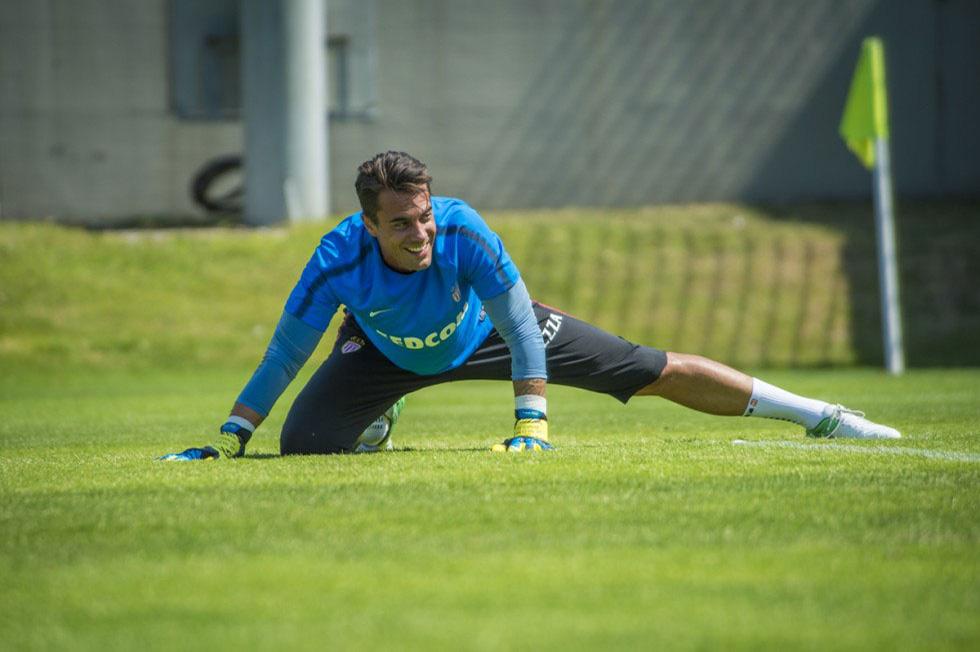 Diego Benaglio – Saisonvorbereitung AS Monaco